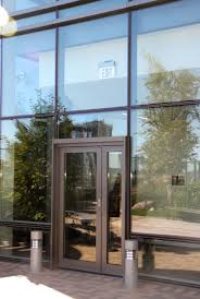 the glass door i dig hardware main exit u2013 note the exit sign behind the glass