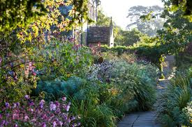 the gardens at gravetye manor sussex