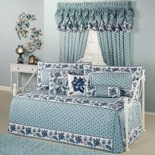Baby Blue Cushions Bedroom Comfortable Daybed Covers For Elegant Daybed Design