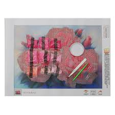 stitch kits diamonds picture diy embroidery rhinestones rose