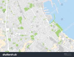 Palermo Italy Map by Vector City Map Of Palermo Italy 373222357 Shutterstock
