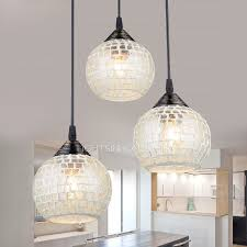 Pendant Lights For Living Room 3 Light Glass Shade Multi Pendant Light For Living Room
