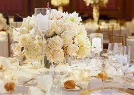 reception centerpieces ideas dazzling wedding reception centerpieces for top 50th