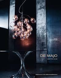 Chandelier Advertising Advertising Campaigns On Murano Chandeliers De Majo