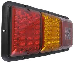led tail lights for a trailer compare bargman triple vs bargman triple etrailer com