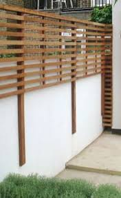 Backyard Privacy Fence Ideas 75 Simple Backyard Privacy Fence Ideas On A Budget Decorapatio Com