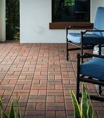Basket Weave Brick Patio by Holland Stone Basketweave Pattern2 Outdoor Living By Belgard