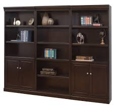 sauder harbor view bookcase with doors antique white amazon com martin furniture imte4094x2 imte402 toulouse 2