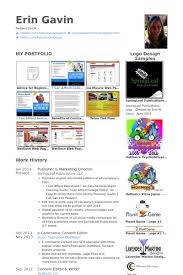 Marketing Director Resume Samples by Publisher Resume Samples Visualcv Resume Samples Database