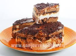 ice cream sandwich vegetarian recipe foodfood sanjeev kapoor