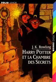 harry potter et la chambre des secrets livre audio harry potter tome 2 harry potter et la chambre des secrets de