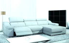 Modern Sectional Sleeper Sofa Mesmerizing Modern Reclining Sectional Modern Reclining Sectional