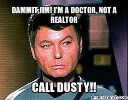 Jim Meme - jim i m a doctor not a realtor