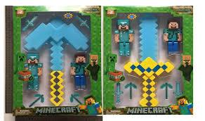 minecraft ribbon online shop my world minecraft 3 inch movable blocks of plastic