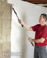 painting basement wall home u003c3 pinterest basement walls