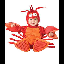lobster costume incharacter other baby lobster costume 06 months poshmark