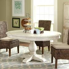 Expandable Round Dining Room Tables Dining Table Rolli Modern Round Extending Glass Dining Table Mid