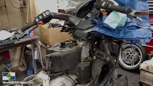 bmw motorcycle repair shops how much do you trust your bmw motorcycle mechanic mechanic fail