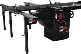 sliding table saw for sale sawstop s new summer look woodworking network
