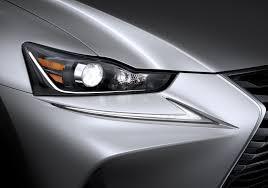 lexus is 2016 lexus gives 2017 is sedan a modest facelift