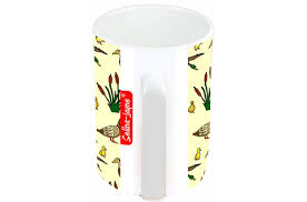 jayne ducks limited edition designer mug and coaster gift set