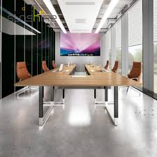 Modern Meeting Table U Shape Modern Luxury Conference Room Meeting Table Design