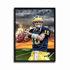 sports ticket invitation michigan wolverines birthday party ticket invitations