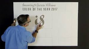 Sherwin Williams Poised Taupe The Sherwin Williams 2017 Color Of The Year Youtube