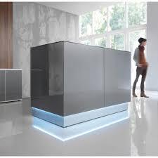 U Shape Office Desk by Linea U Shape Reception Desk Mdd Office Furniture Modern Manhattan