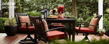 lowes outdoor dining table outdoor patio furniture collections