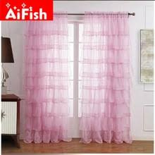 buy green white curtains and get free shipping on aliexpress com