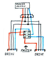 making your own hard drive selector switch