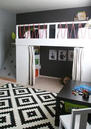 Plans For Building A Loft Bed With Desk by Remodelaholic 15 Amazing Diy Loft Beds For Kids