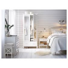 bedroom ideas amazing fabulous tyssedal bed frame white luröy