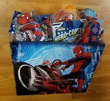 Man Gift Baskets Spider Man Gift Baskets U0026 Supplies Ebay