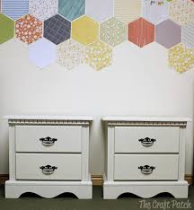 nightstands how to shabby chic furniture with chalk paint