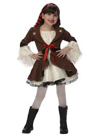 pirate halloween costume kids child pirate princess costume