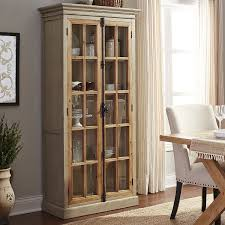 cremone linen gray tall cabinet linens house and china cabinets cremone tall cabinet linen gray pier 1 imports