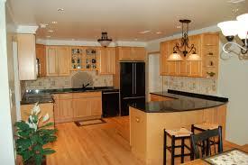 kitchen cabinets and granite countertops kitchen