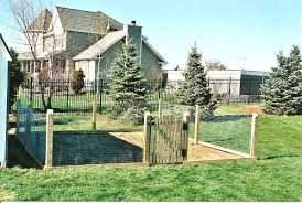 how to build a garden gate for a wire fence the garden