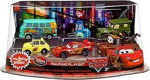 amazon com disney pixar cars movie exclusive pvc figurine