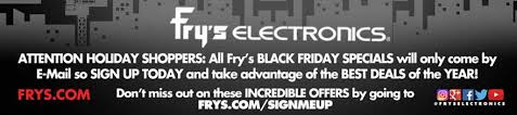 best deals this year on black friday the original fry u0027s black friday 2016 and cyber monday website