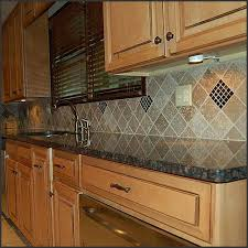 Kitchen With Tile Backsplash Tile Backsplash Design Ideas