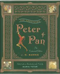 the annotated peter pan the centennial edition by j m barrie