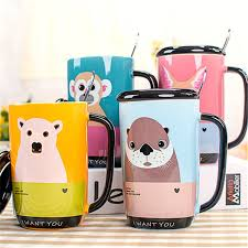 compare prices on cute coffee mugs with lid online shopping buy