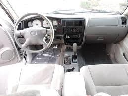 2003 Toyota Tacoma Interior 2003 Toyota Tacoma V6 Double Cab Limited 4x4 Sunroof Lifted
