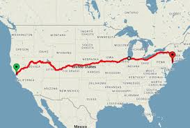 America Rides Maps by You Can Take A Train Ride Across America For Under 300 U2013 Relevant