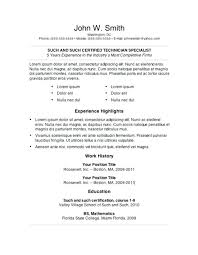 copy of a resume format march 2018 tigertweet me