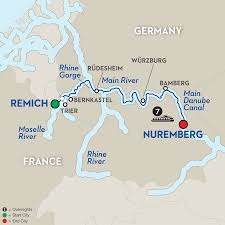 Wurzburg Germany Map by River Cruises On The Main River Explore River Cruises Today