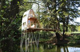 treehouse solling by baumraum tree houses pinterest